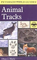 Field Guide to Animal Tracks (Peterson Field Guides)