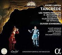 Andr茅 Campra: Tancr猫de by Benoit Arnould