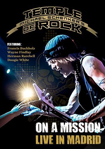 On a Mission: Live in Madrid [DVD] [Import]