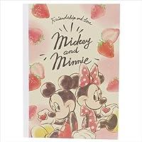 ミッキー&ミニー[横罫ノート]B5学習ノート/2018年新入学 ディズニー