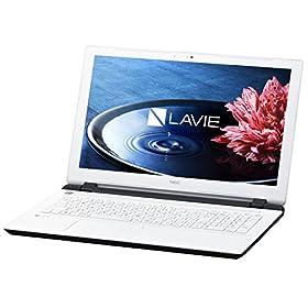 日本電気 LAVIE Note Standard - NS100/B1W ホワイト PC-NS100B1W