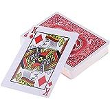sharprepublic ボードゲーム ポーカー トランプ ポーカーデッキ エンターテイメント 全2サイズ - 88×126mm