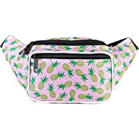 SoJourner Bum Bag Fanny Pack Waist Bag | for women, men and kids | fits small medium large (many styles)