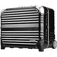 LEGEND WALKER PREMIUM GRAND BLADE ブレイド ビジネスキャリー スーツケース ハードケース アコーディオンポケット 2輪 TSAロック 32L 機内持込可 6607-45