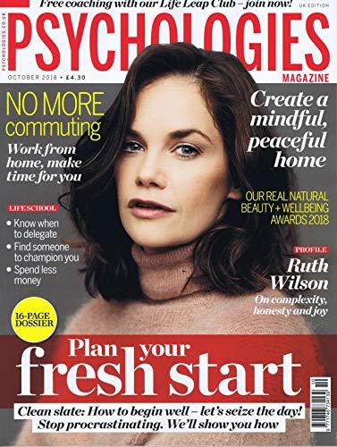 Psychologies Magazine [UK] Oct...