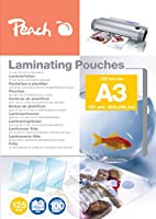 ピーチpp525–01a3Laminating Pouches