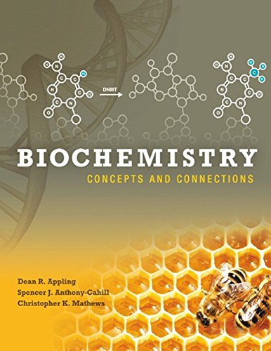 Download Biochemistry: Concepts and Connections 0321839927