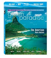 Green Paradise: The Americas [Blu-ray] [Import]