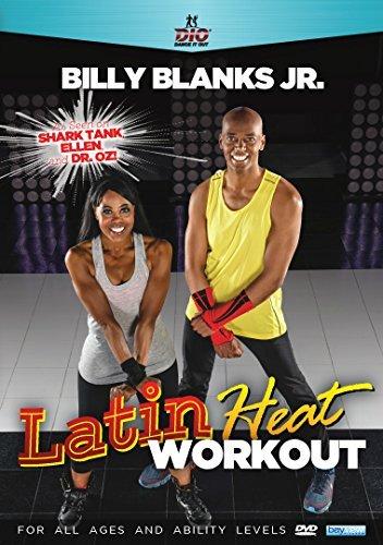 Billy Blanks Jr: Dance It Out - Latin Heat Workout