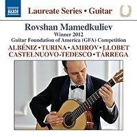 Guitar Laureate Series: Royshan Mamedkuliev