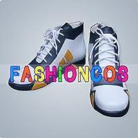 ★サイズ選択可★女性24CM UB052 デジモンアドベンチャー 八神 太一 コスプレ靴 ブーツ