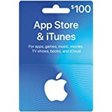 iTunes カード北米版 $100 (iTunes Gift Card US $100)