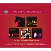 COLLECTORS' KING CRIMSON [BOX4] 1981-1982