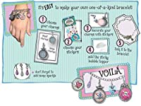 Sugar Lulu DYO Jewelry - Think Happy Bracelet Kit [並行輸入品]