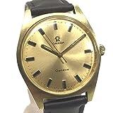 (オメガ)OMEGA ジュネーヴ 腕時計 SS/レザー メンズ 中古