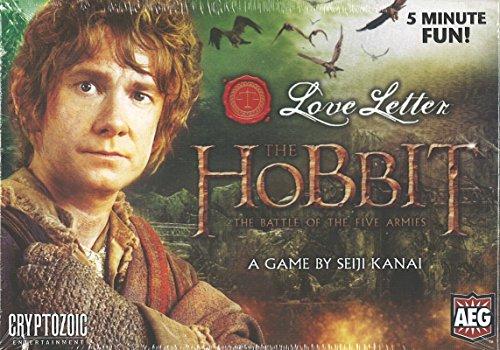 ラブレター:ホビット-決戦のゆくえ (Love Letter: The Hobbit – The Battle of the Five Armies)