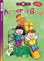 Armor of God (Happy Day Coloring Books: Bible Time)