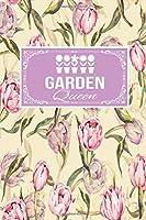 Garden Queen: Gardener Gift lined Journal Notebook To Write In For Gardening Lovers