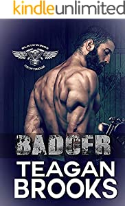 Badger (Blackwings MC Book 6) (English Edition)