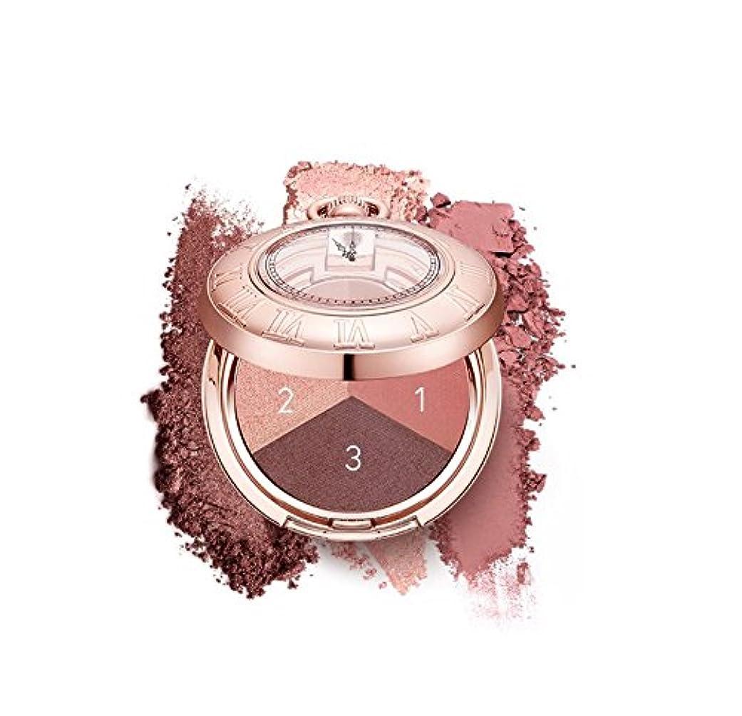 舌な謙虚なステープルLABIOTTE (ラビオッテ) モメンティック タイム シャドウ / labiotte Momentique Time Shadow (11:00 o'clock) [並行輸入品]