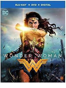 Wonder Woman (Blu-ray + DVD + Digital HD UltraViolet Combo Pack) (BD) -Importrd USA.