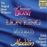 The Magical Music Of Disney by Kunzel/Cincinnati Pops (1995-04-18)
