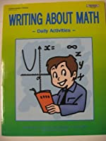 Writing About Maths: Daily Activity