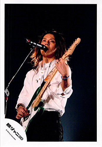 関ジャニ∞ 渋谷すばる 【公式写真・スリーブ付き】 b 023
