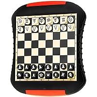 Blesiya ポータブル 脳力開発 国際チェス 知育玩具 ギフト チェス盤