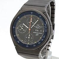 [アイダブリューシー]IWC 腕時計 ポルシェデザイン チタニウムクロノグラフ 3702 中古[1258682] ブラック