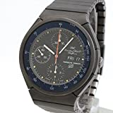 [アイダブリューシー]IWC 腕時計 ポルシェデザイン チタニウムクロノグラフ 3702 中古[1258682]ブラック