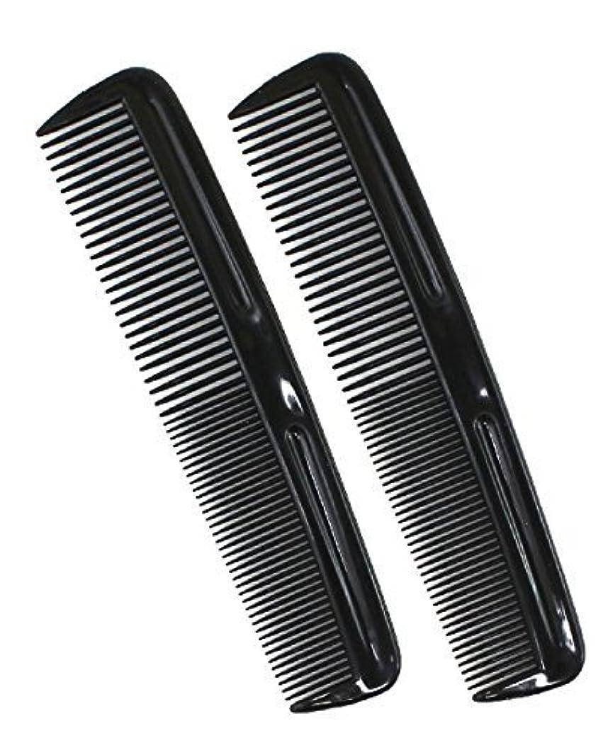水星白い休暇Hair Care 12-Pack Comb - Not Breakable [並行輸入品]