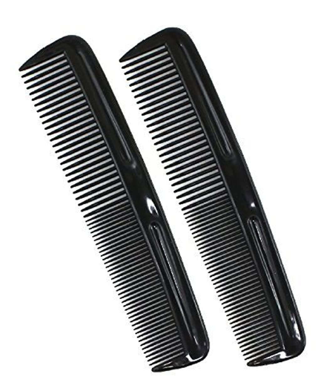 平等満州亡命Hair Care 12-Pack Comb - Not Breakable [並行輸入品]