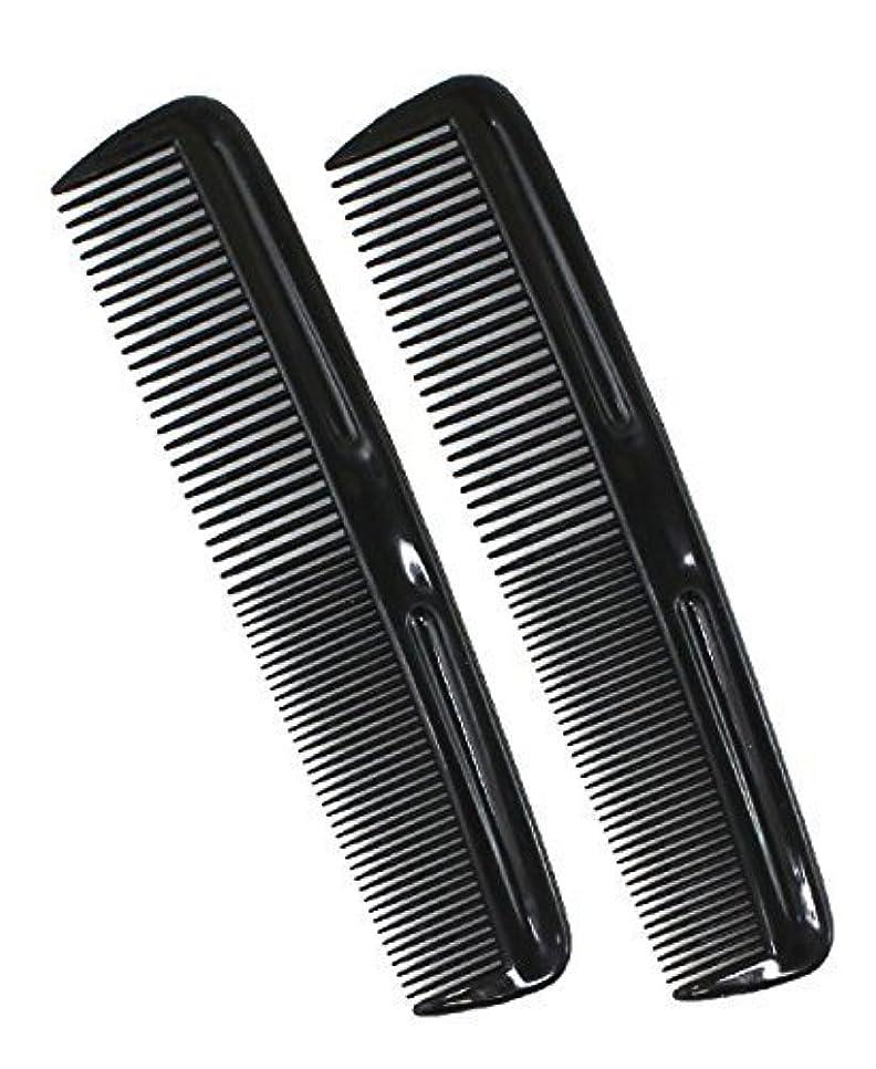 休暇シリーズ等しいHair Care 12-Pack Comb - Not Breakable [並行輸入品]