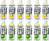 【Amazon.co.jp限定】ポッカサッポロ お酒にプラス500ml 2種アソート(レモン・ライム各種6本)