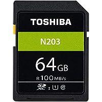 SDXC カード 64GB 東芝 Toshiba 超高速 Class10 UHS-I U1 [並行輸入品]