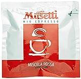 Musetti(ムセッティー) ロッサ カフェポッド 150個入り 箱