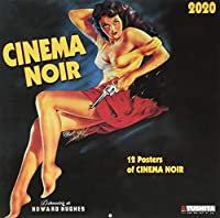 Cinema Noir 2020. Media Illustration
