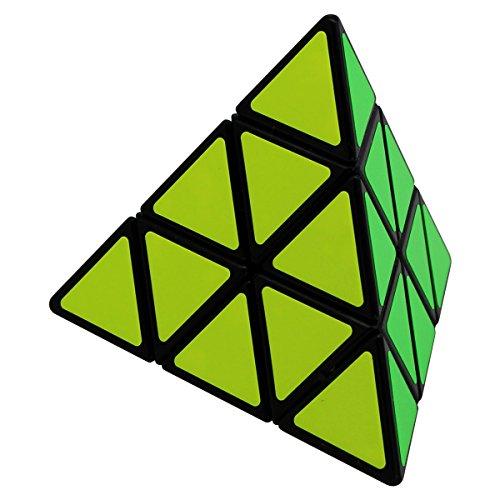 [해외]Shengshou 피라 밍크 스 피라미드 매직 퍼즐 ?素?/Shengshou pyramids pyramid type Rubik puzzle black body