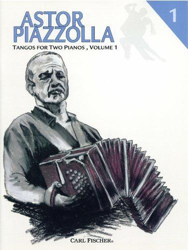 ピアソラ: 2台のピアノのためのタンゴ 第1巻/カール・フィ...