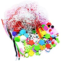 Fenteer 子どもため 知育おもちゃ 1セット 工芸品キット 面白い クラフト 誕生日 ギフト