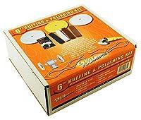 Enkay 156-6K 6-Inch Buffer and Polishing Kit Box [並行輸入品]