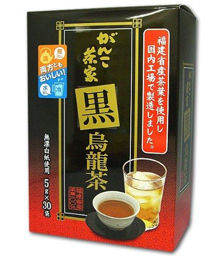 がんこ茶家 黒烏龍茶 5g×30袋