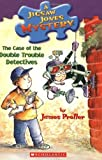 The Case of the Double Trouble Detectives (Jigsaw Jones Mystery)