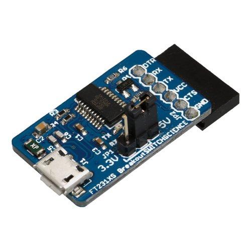 [スイッチサイエンス] FTDI USBシリアル変換アダプター Rev.2