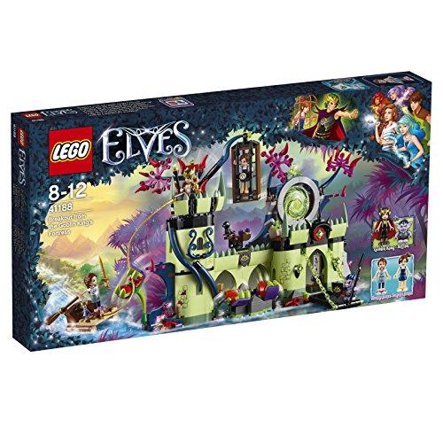 レゴ(LEGO)エルフ ゴブリンキングの城 41188