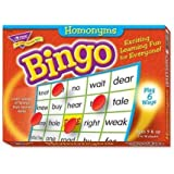tep6132 – トレンドHomonyms Bingo Game