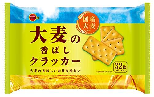 大麦の香ばしクラッカー 12袋