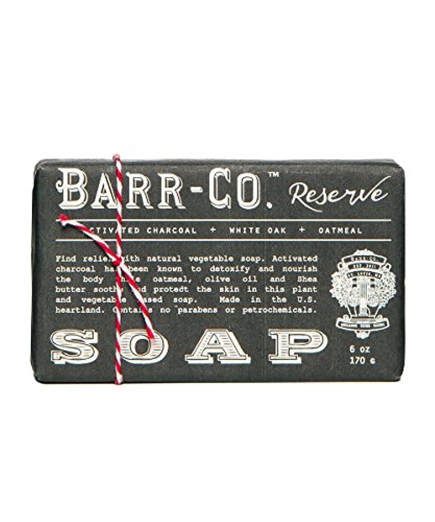 ロボット崖モードリンバーコ(BARR-CO.) バーソープ リザーブ