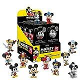 MICKEY THE TRUE ORIGINAL ミッキーマウス90周年 Funko Mystery Minis(ファンコ ミステリーミニ) ミニフィギュア12パック入り コンプリートボックスセット [並行輸入品]